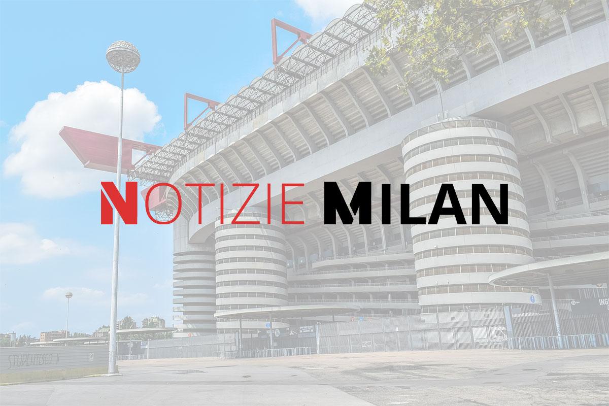 Esultanza Milan-Cagliari