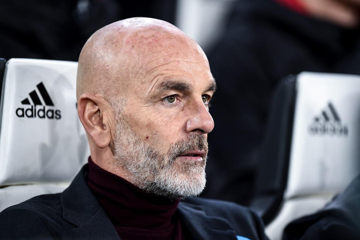 Stefano Pioli derby Milan