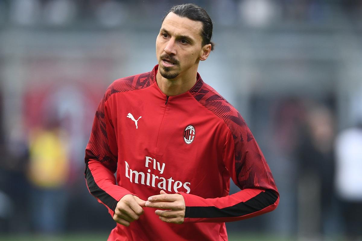 Massara Inter-Milan Zlatan Ibrahimovic Cagliari-Milan