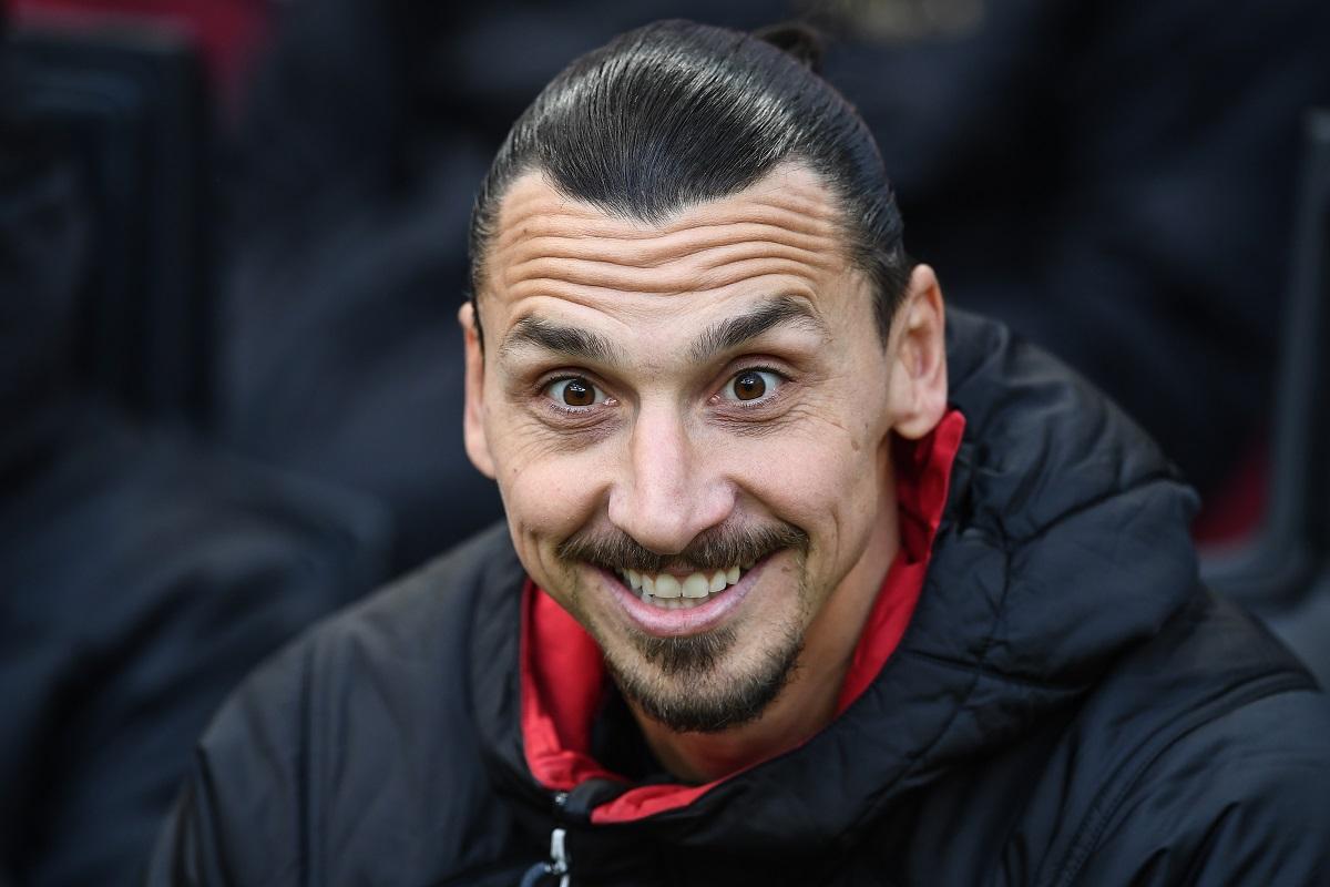Zlatan Ibrahimovic Milan-Spal