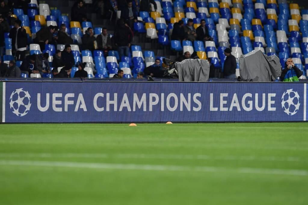 cartellone UEFA