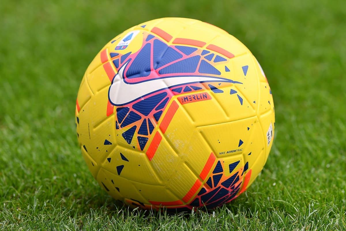 calcio pallone Serie A Jovic