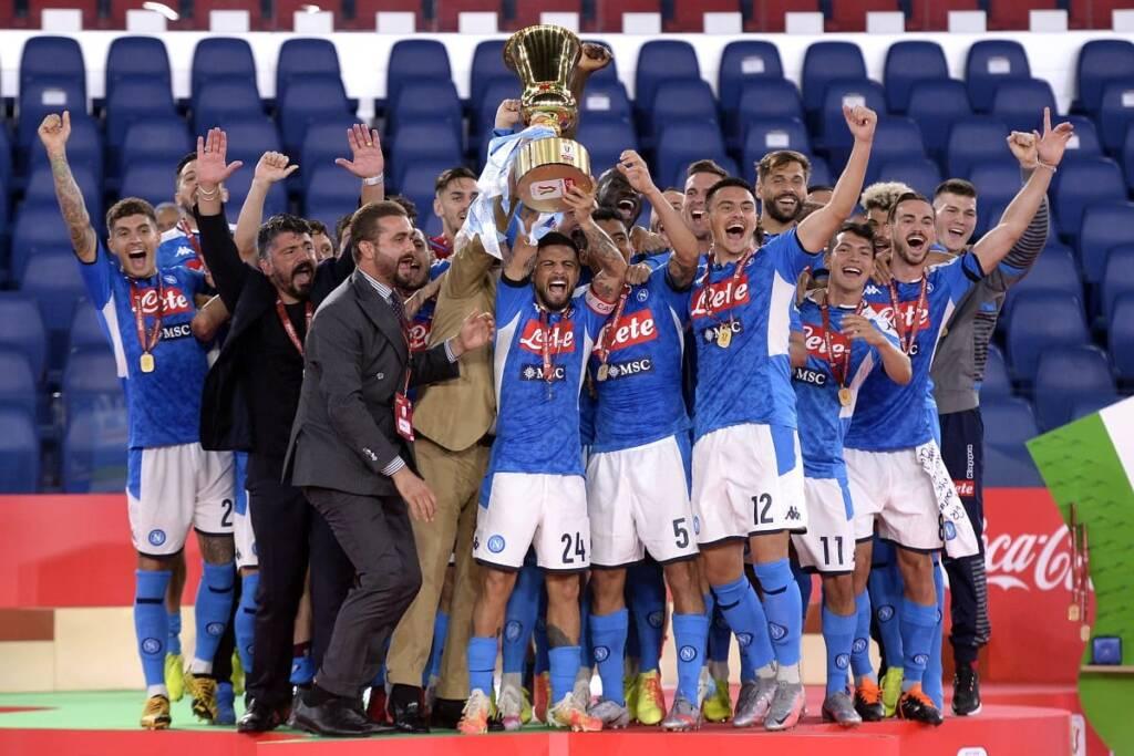 Napoli Coppa Italia 2020