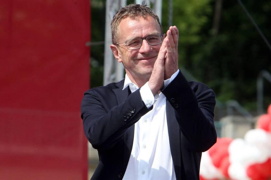 Ralf Rangnick Milan