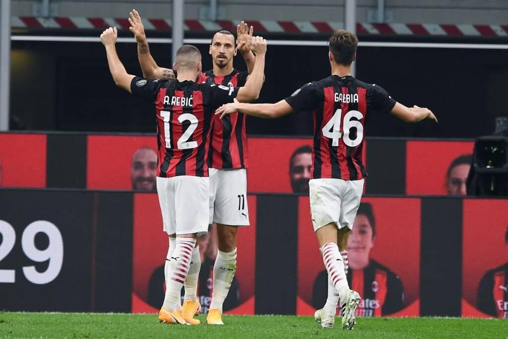 esultanza gol Ibrahimovic