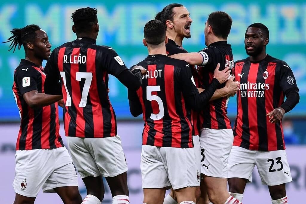 gol Zlatan Ibrahimovic Inter Milan